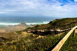 Vale dos homens beach, Portugal