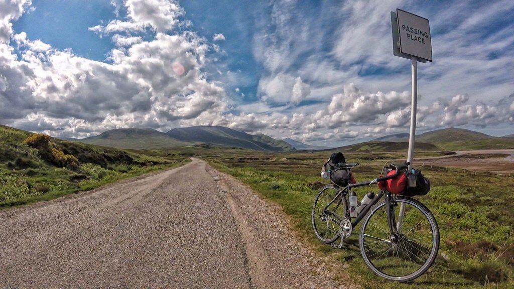 Cicloviaggio Scozia