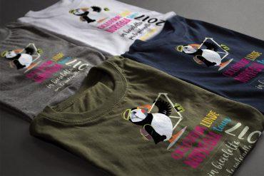 Attraverso la vendita della maglietta LUNDE TOUR 2017 si contribuisce all'adozione di una/più pulcinella di mare.